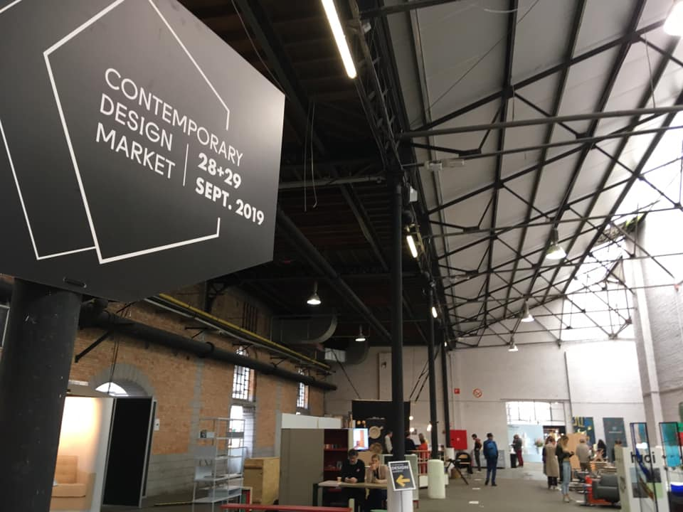 events 2019 Contemporary design market Wallonie Design